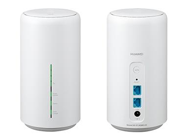 WiMAX 2+ Speed Wi-Fi HOME L02