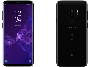 Galaxy S9+ SCV39 | Smartphone - Android | au