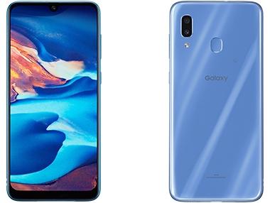 サムスン Galaxy A30 SCV43