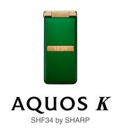 AQUOS K shf34