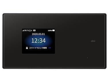 au5G対応ポケットWi-Fi画像