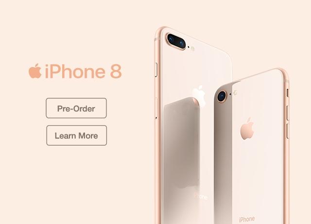 iPhone8・8 Plus