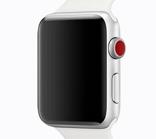 Apple Watch Series 3の仕上げ
