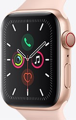 Apple Watch Sereis 5製品画像