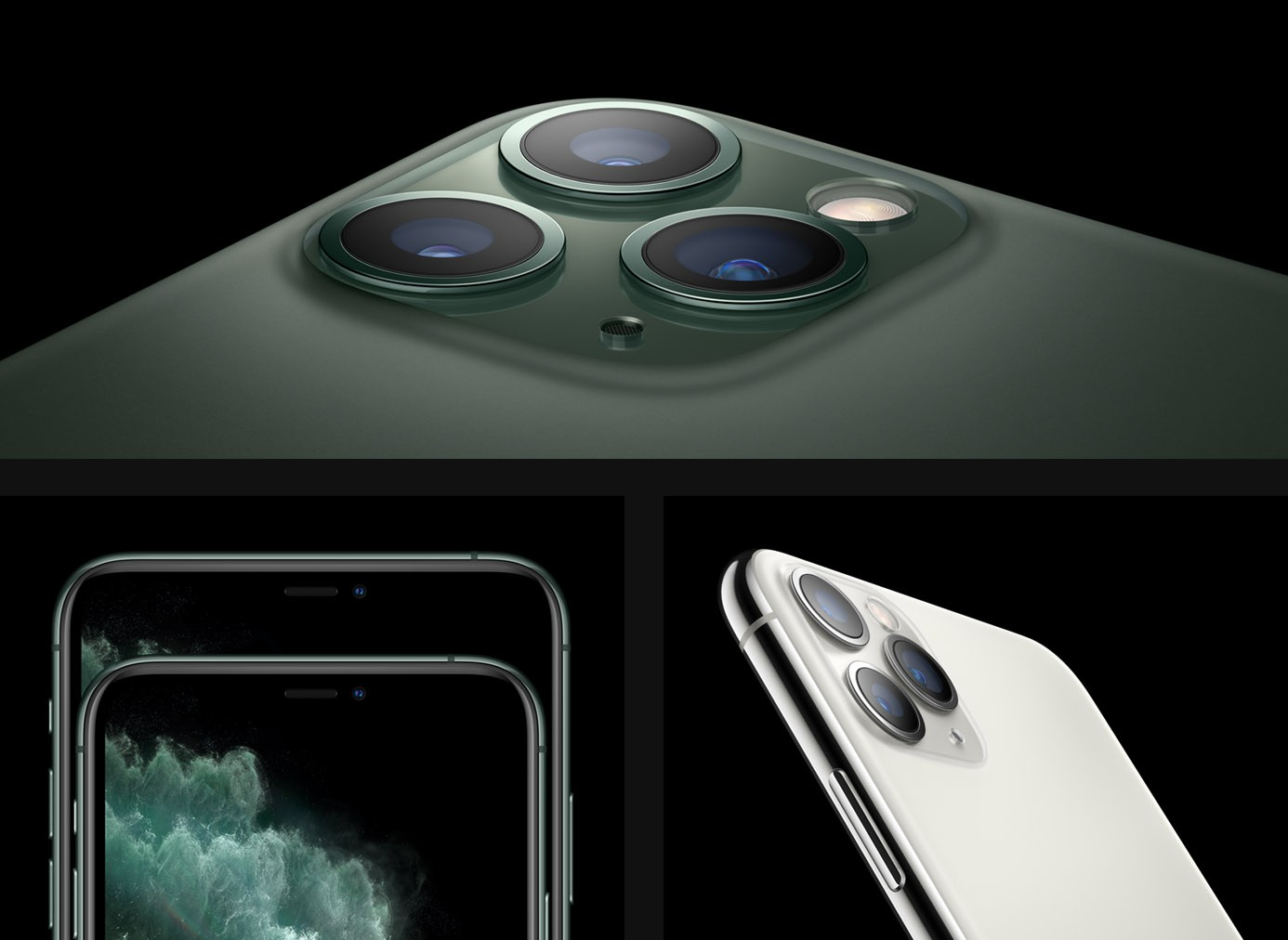 iPhone 11 Pro Design An obsession over details.