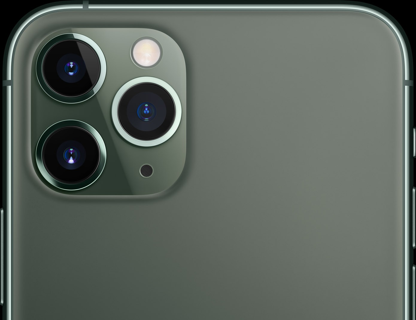 iPhone 11 Pro Pro cameras. Pro display. Pro performance.
