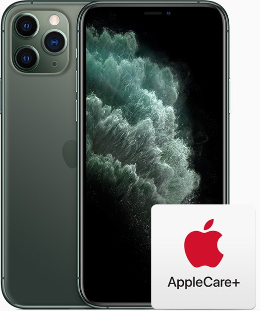 iPhone 11 Pro AppleCare+ One-stop support from Apple experts.