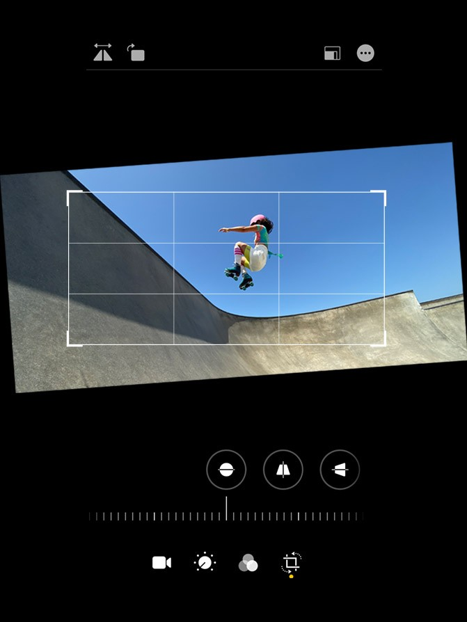 iPhone 11 4K video Kick your video up a notch.