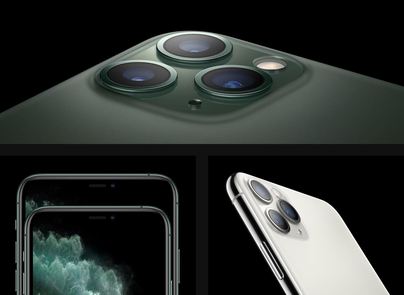 iPhone 11 Pro デザイン あらゆる細部にこだわりを。