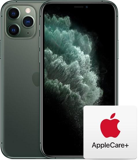 iPhone 11 Pro AppleCare+ Appleの専任スペシャリストによるサポートをワンストップで。
