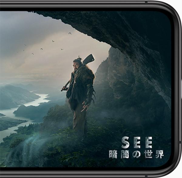 iPhone 11 Pro Apple TV+ iPhoneを購入すると無料で1年間楽しめます。