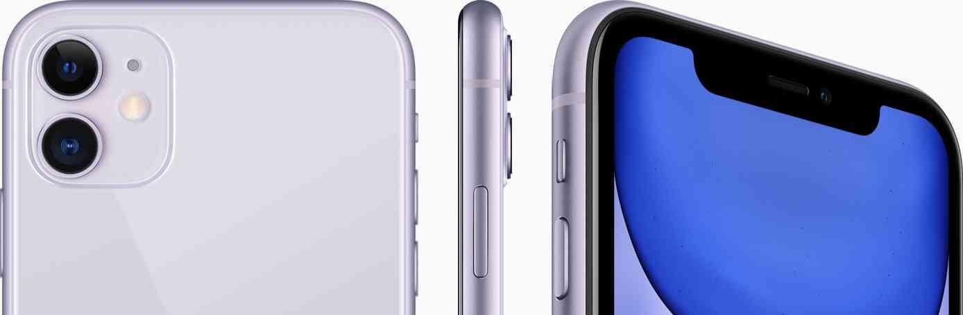 iPhone 11 デザイン あなたの毎日を彩ります。