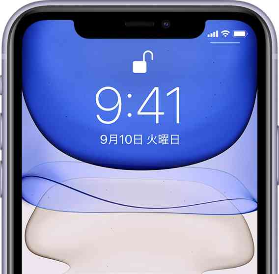 iPhone 11 プライバシー プライバシー機能を内蔵。