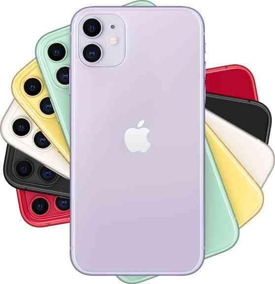 iPhone 11 すべてがある。パーフェクトなバランスで。