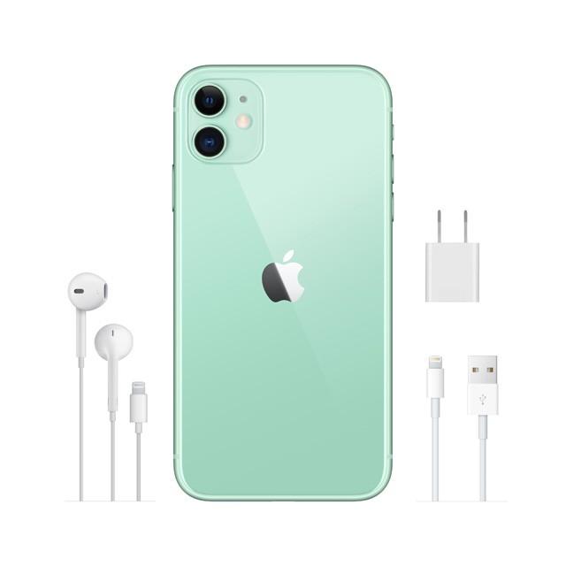 iPhone 11 グリーン