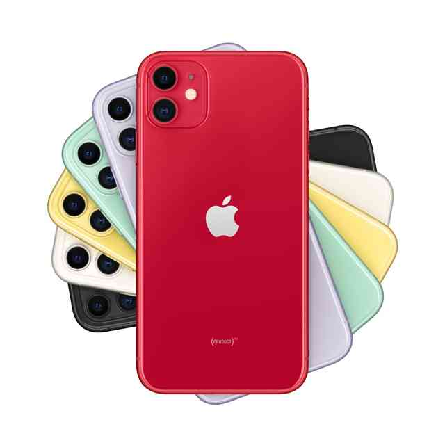 iPhone 11 (PRODUCT)RED(TM)