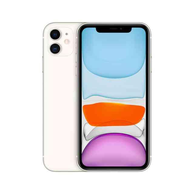 iPhone 11 ホワイト