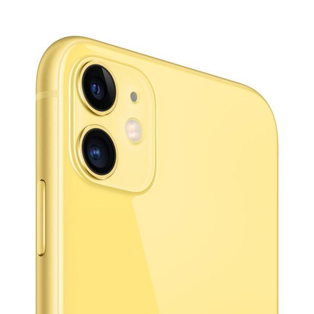 iPhone 11 イエロー