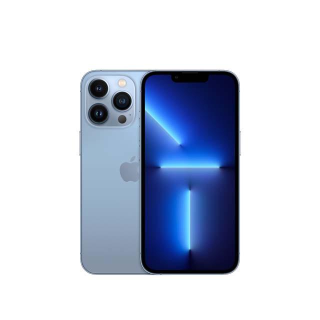 iPhone 13 Pro・iPhone 13 Pro Max シエラブルー