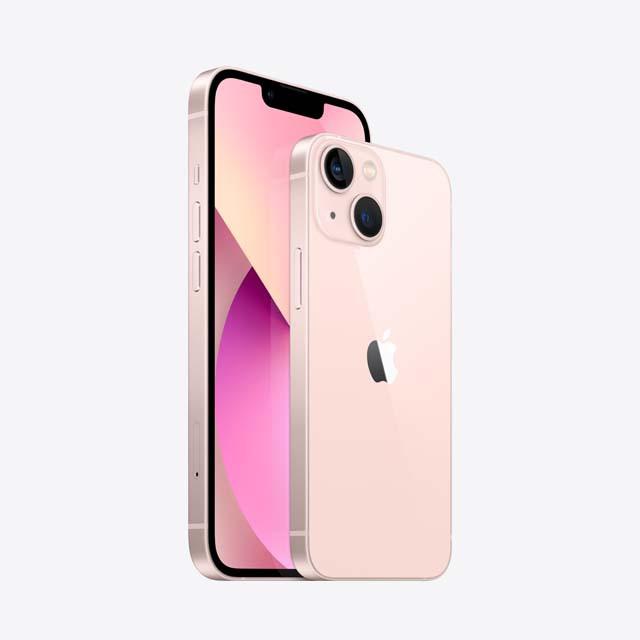 iPhone 13・iPhone 13 mini ピンク
