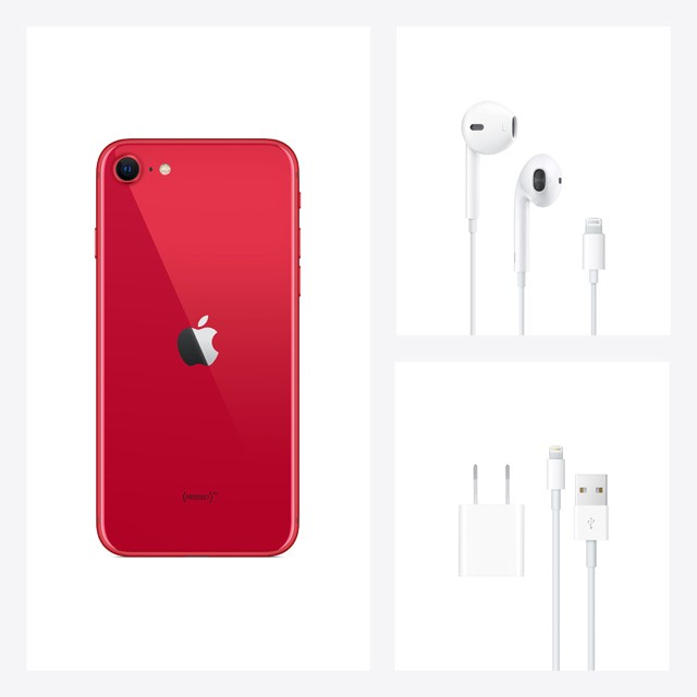 iPhone SE (PRODUCT)RED TM