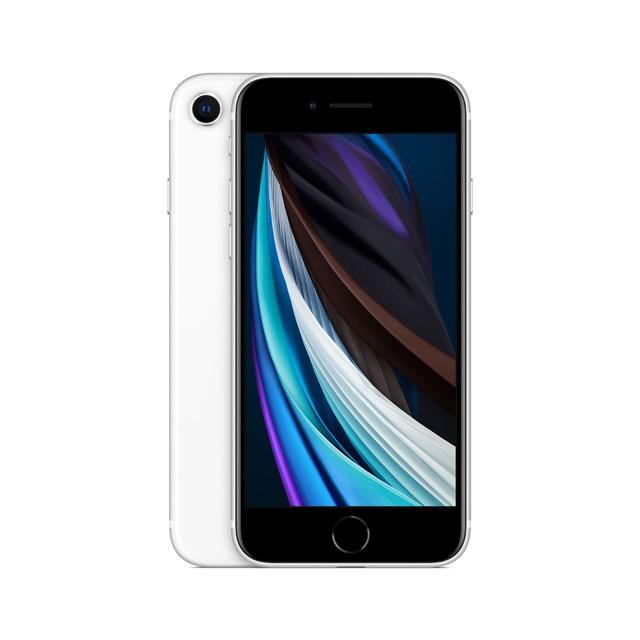 iPhone SE ホワイト