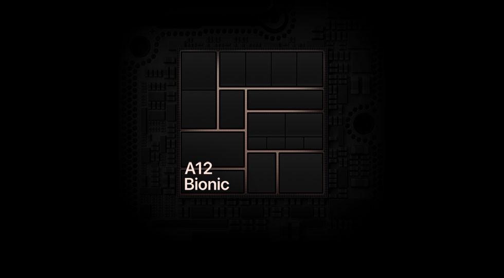 iPhone XS(テンエス)・iPhone XS Max(テンエス マックス)のA12 Bionic。