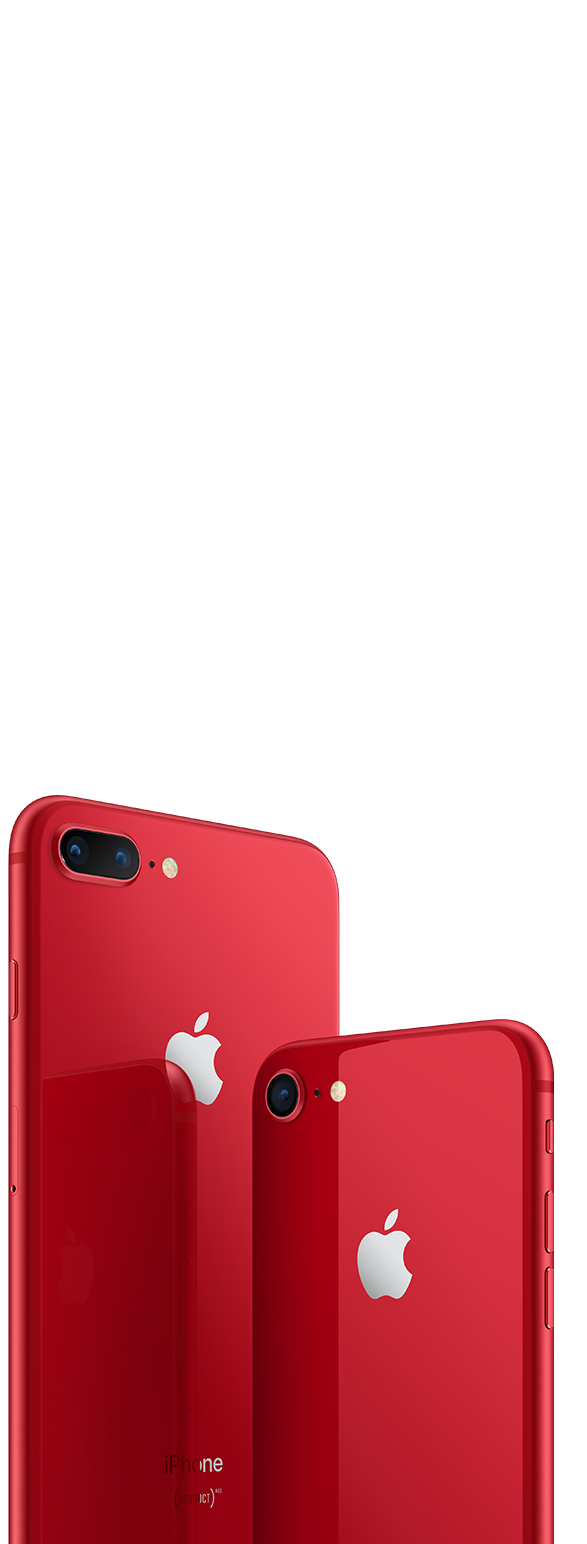 iPhone 8 (PRODUCT)RED TM