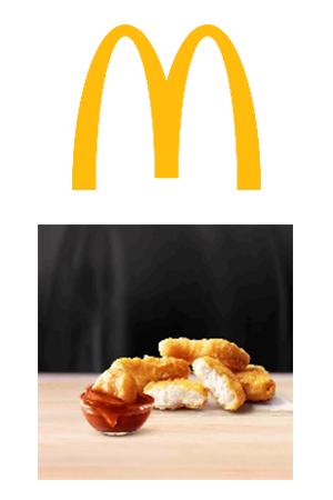 1月13日:チキンマックナゲット