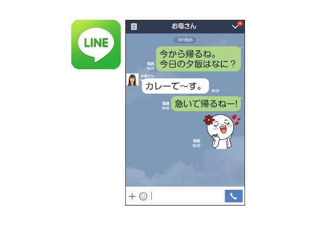 イメージ:LINE