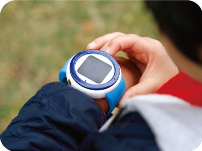 腕時計タイプ