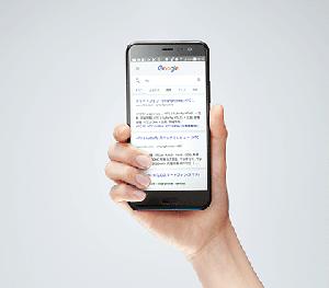 会話型AI「Google Assistant」を即座に起動イメージ画像