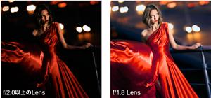 f/1.8 Lens