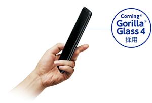 Coming Gorilla Glass 4 採用