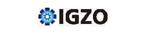 ロゴ:IGZO