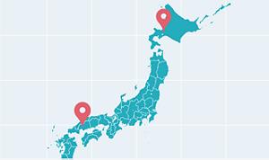 国内マップイメージ図