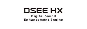 DSEE HXロゴ