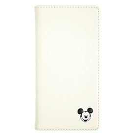 Xperia™ XZs ブックタイプケース / Disney pass Mickey SMILEの画像
