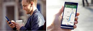 シンクコール 操作中画面のまま着信を受け、通話できる 通話相手と画面などを共有できる