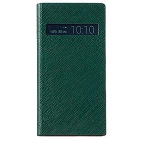 URBANO V03 Window Case/British Green