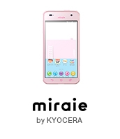 miraie by KYOCERA